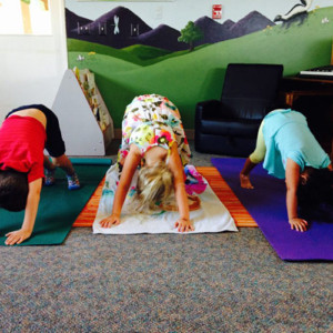children's yoga san diego