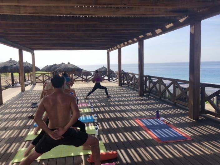international yoga teacher