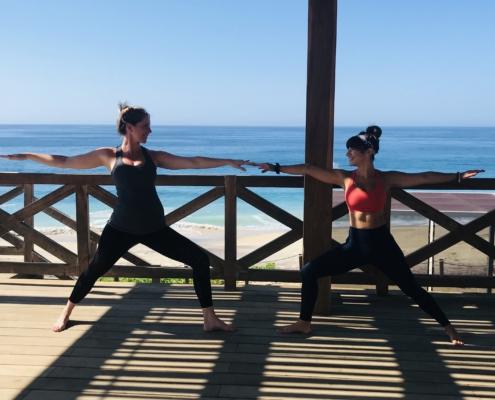 yoga in mexico